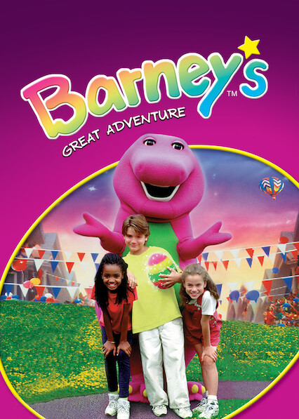 Barney's Great Adventure: le film sur Netflix UK