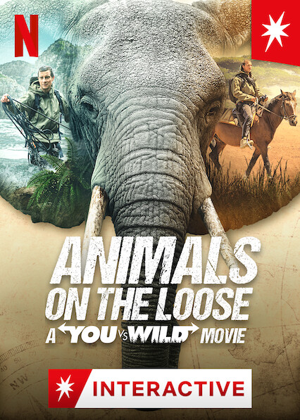 Animals on the Loose: A You vs. Wild Movie on Netflix