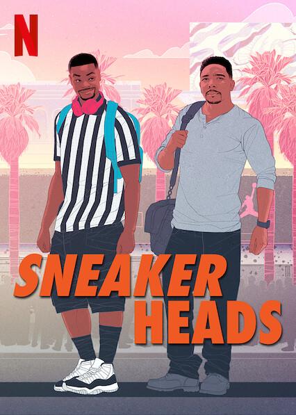 Sneakerheads on Netflix