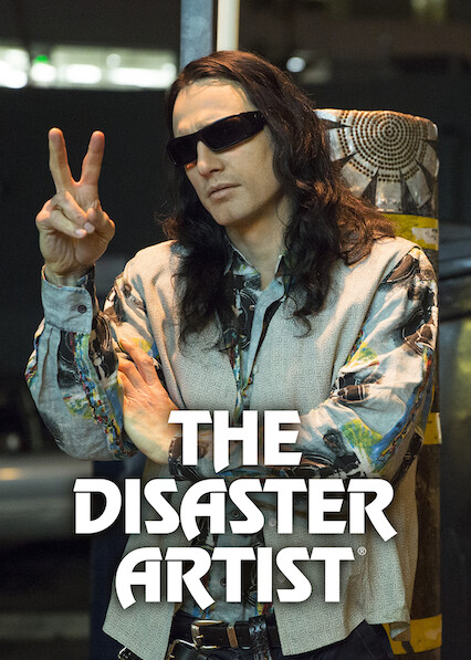 The Disaster Artist on Netflix UK