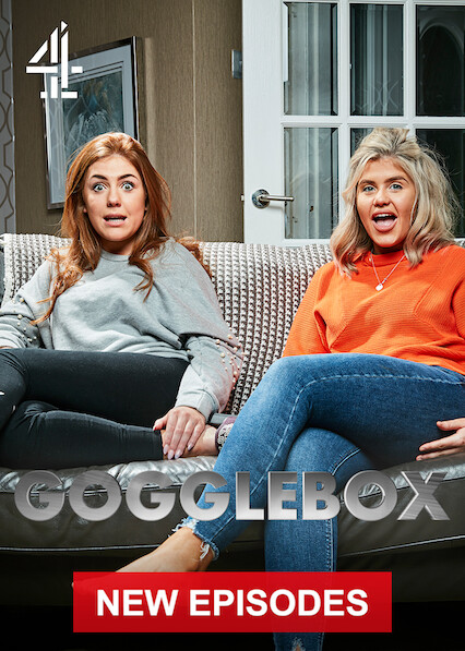 Gogglebox on Netflix UK