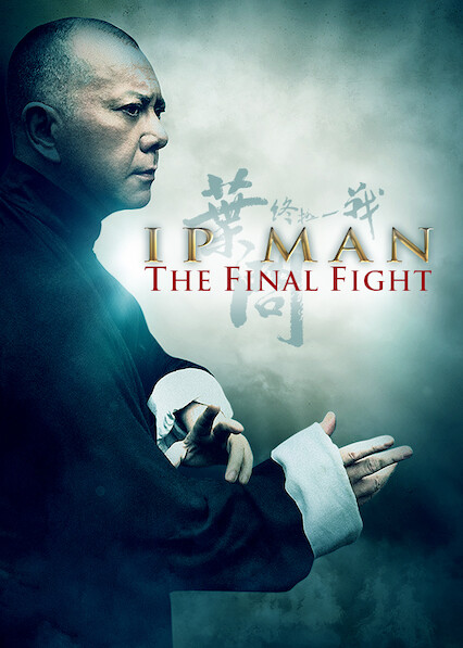 Ip Man: The Final Fight sur Netflix UK