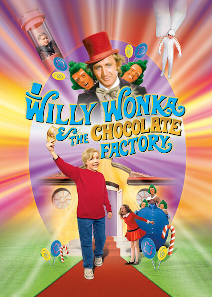 Willy Wonka & the Chocolate Factory on Netflix