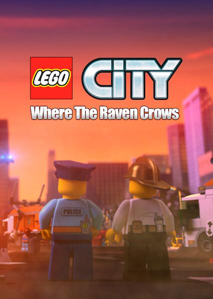 LEGO City Where Ravens Crow