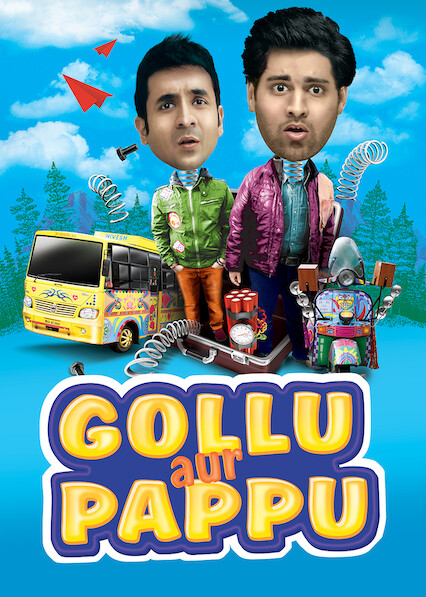 Gollu Aur Pappu on Netflix UK