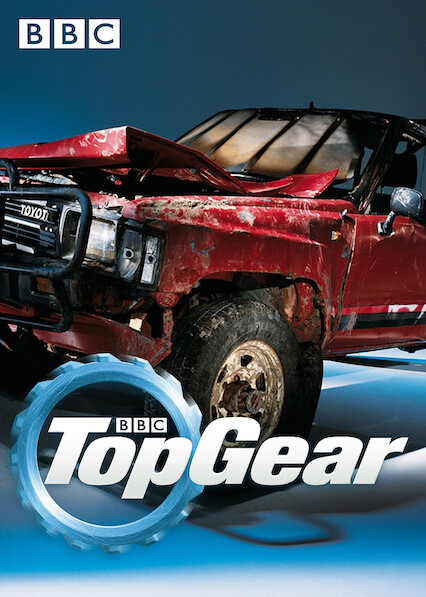 Top Gear sur Netflix UK