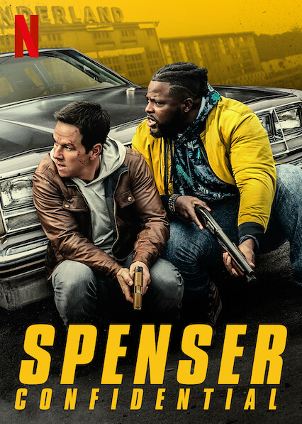Spenser Confidential on Netflix UK