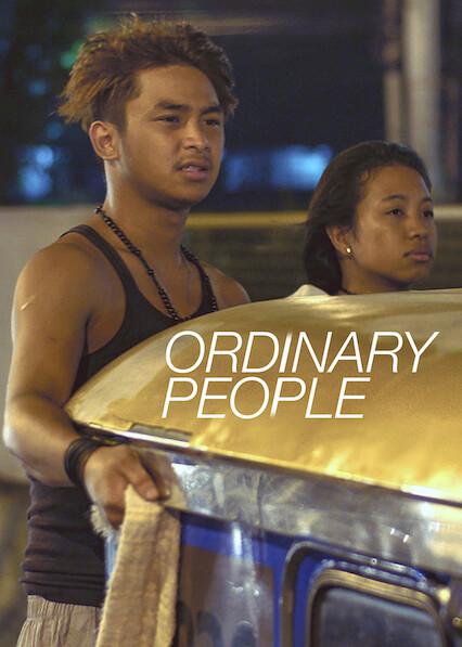 Ordinary People on Netflix UK