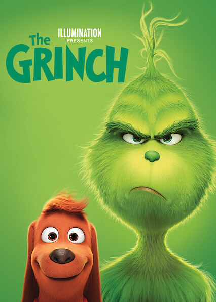 Dr. Seuss' The Grinch on Netflix UK