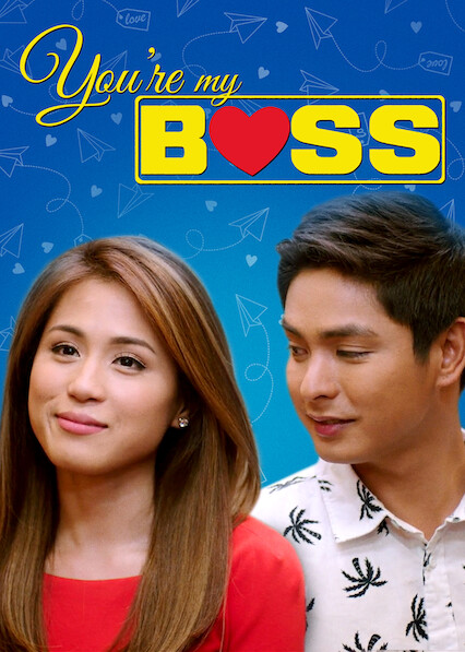 You're My Boss on Netflix UK