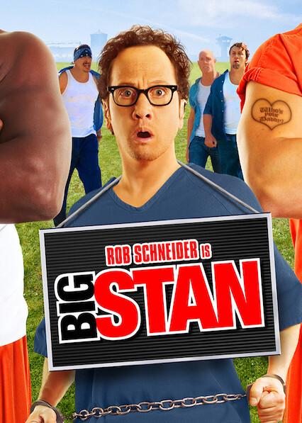 Big Stan on Netflix UK