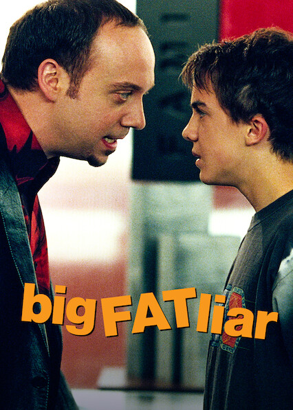Big Fat Liar on Netflix UK
