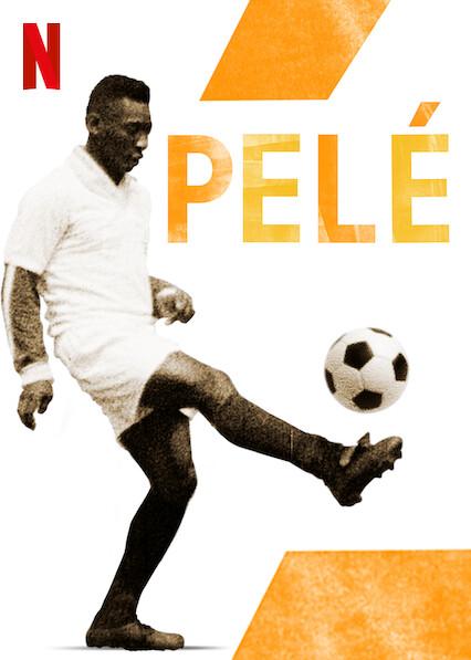 Pelé on Netflix UK
