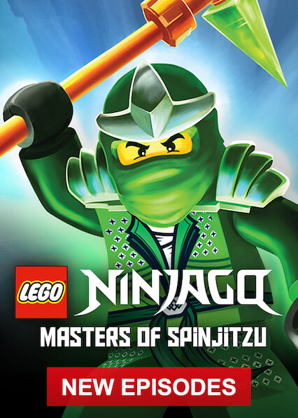 LEGO Ninjago: Masters of Spinjitzu on Netflix UK
