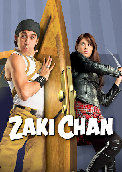 Zaki Chan on Netflix UK