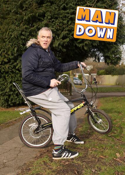 Man Down sur Netflix UK