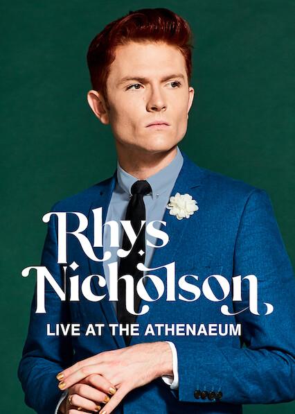 Rhys Nicholson Live at the Athenaeum