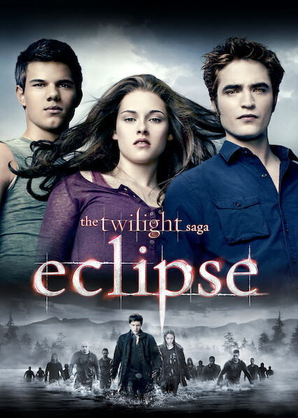 The Twilight Saga: Eclipse on Netflix UK