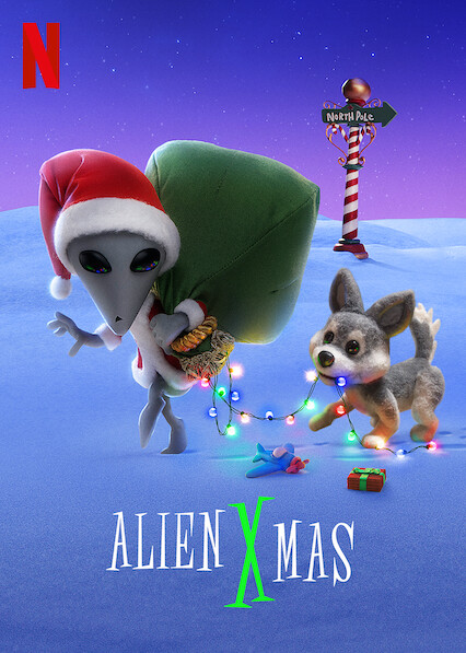 Alien Xmas on Netflix UK