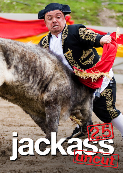 Jackass 2.5 on Netflix UK