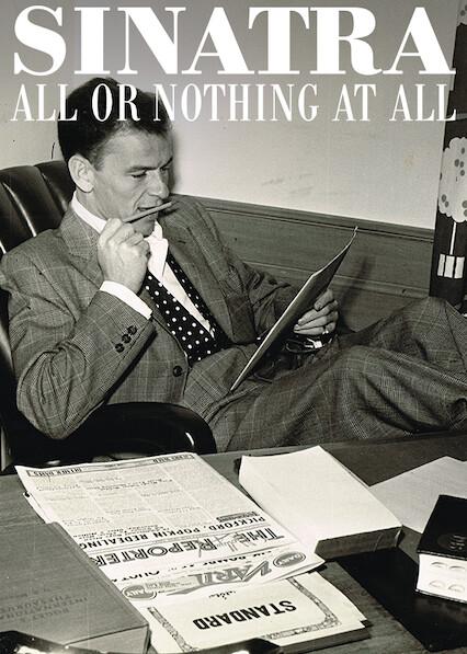 Sinatra: tout ou rien du tout sur Netflix UK