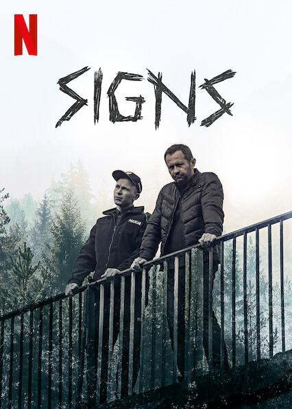 Signes sur Netflix UK