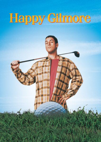 Happy Gilmore sur Netflix UK