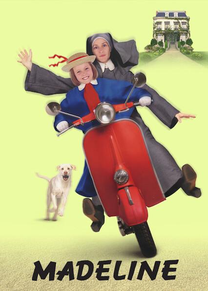 Madeline sur Netflix UK