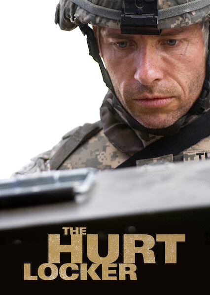 The Hurt Locker on Netflix UK