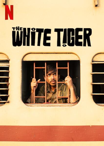 The White Tiger on Netflix UK