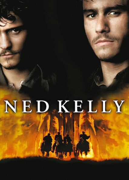 Ned Kelly sur Netflix UK