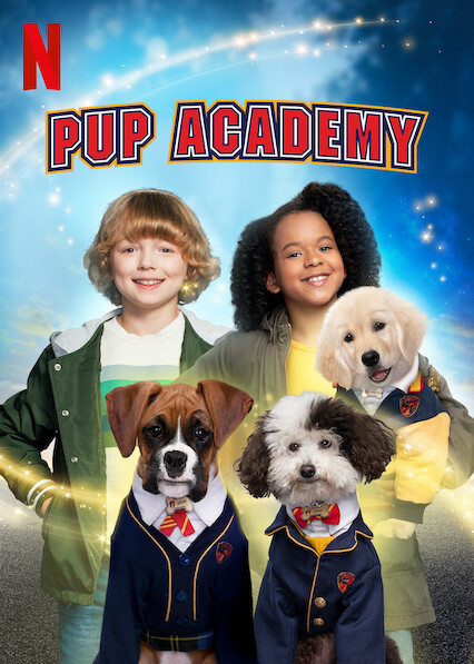 Pup Academy on Netflix UK