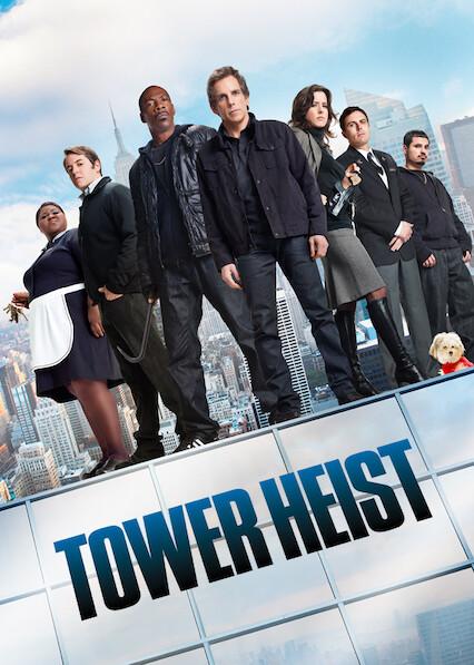 Tower Heist on Netflix UK