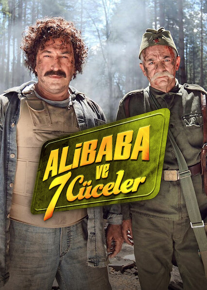 Ali Baba ve 7 Cüceler on Netflix UK