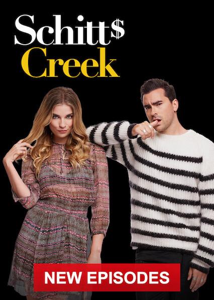 Schitt's Creek on Netflix UK