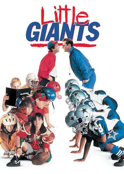 Little Giants sur Netflix UK