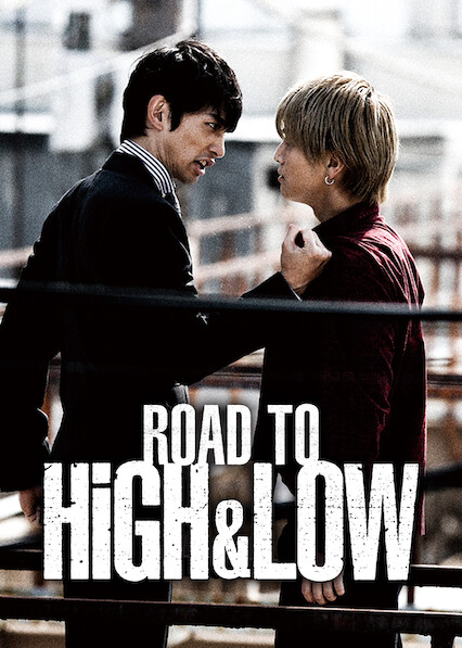 Road To High & Low sur Netflix UK