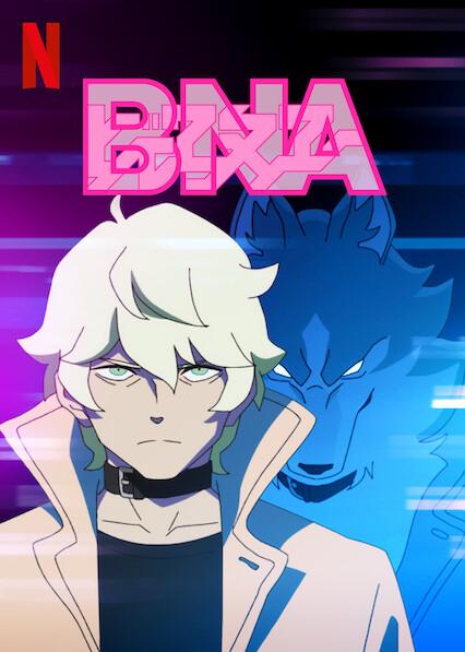 BNA on Netflix UK