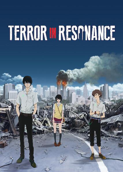 Terror in Resonance on Netflix UK