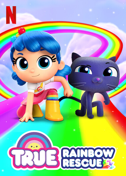 Vrai: Rainbow Rescue sur Netflix UK