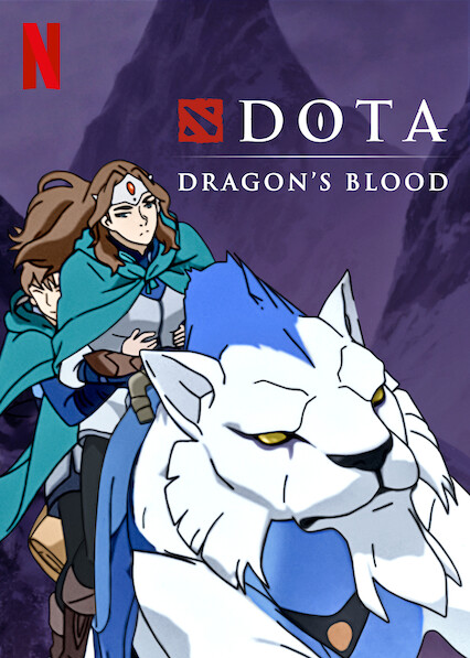 DOTA: Dragon's Blood on Netflix UK