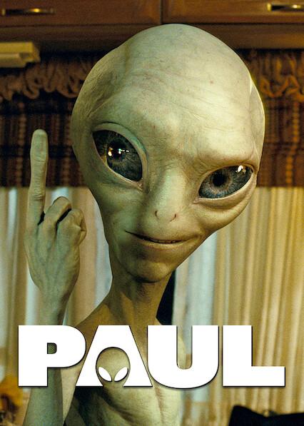 Paul on Netflix UK