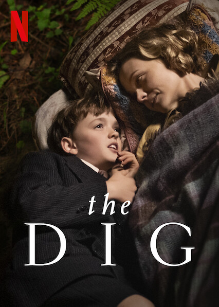 The Dig sur Netflix UK