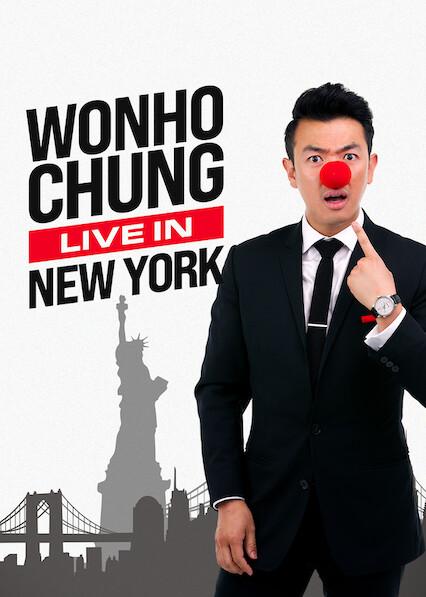 Wonho Chung: Live in New York on Netflix UK