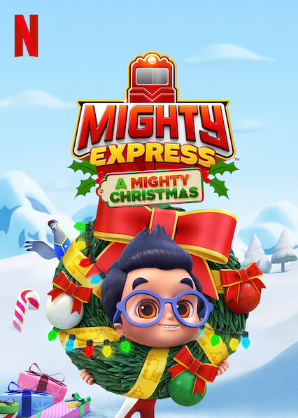 Mighty Express: Un Noël puissant sur Netflix UK