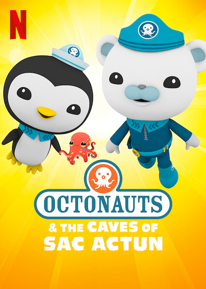 Octonauts & the Caves of Sac Actun