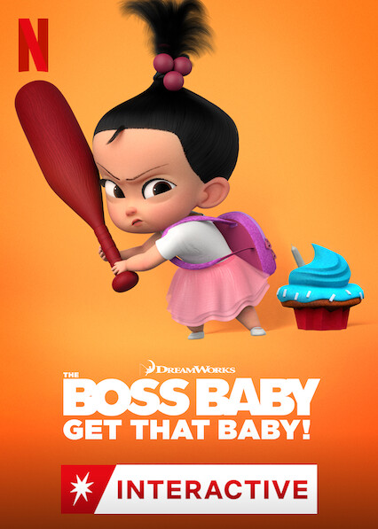 The Boss Baby: Get That Baby! on Netflix UK