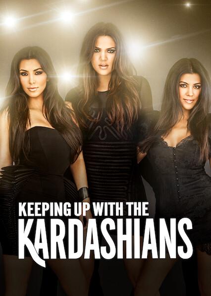 Suivre les Kardashian sur Netflix UK