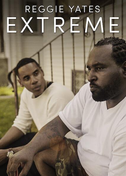 Reggie Yates 'Extreme sur Netflix UK