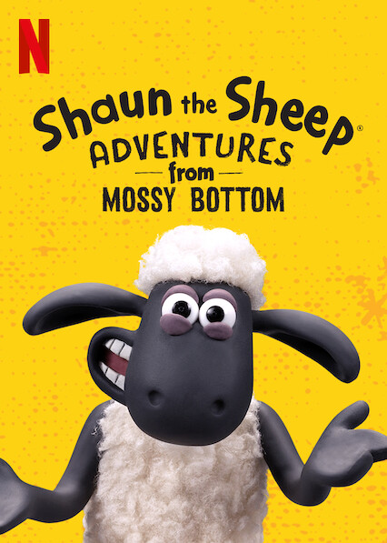 Shaun the Sheep: Adventures from Mossy Bottom on Netflix UK